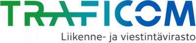 Liikenne- ja viestintäviraston logo