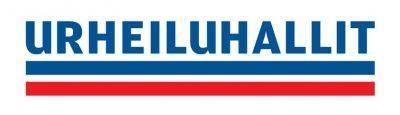 Urheiluhallit-logo