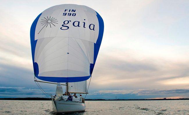 Gaia-purjevene