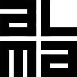 Alma Median logo