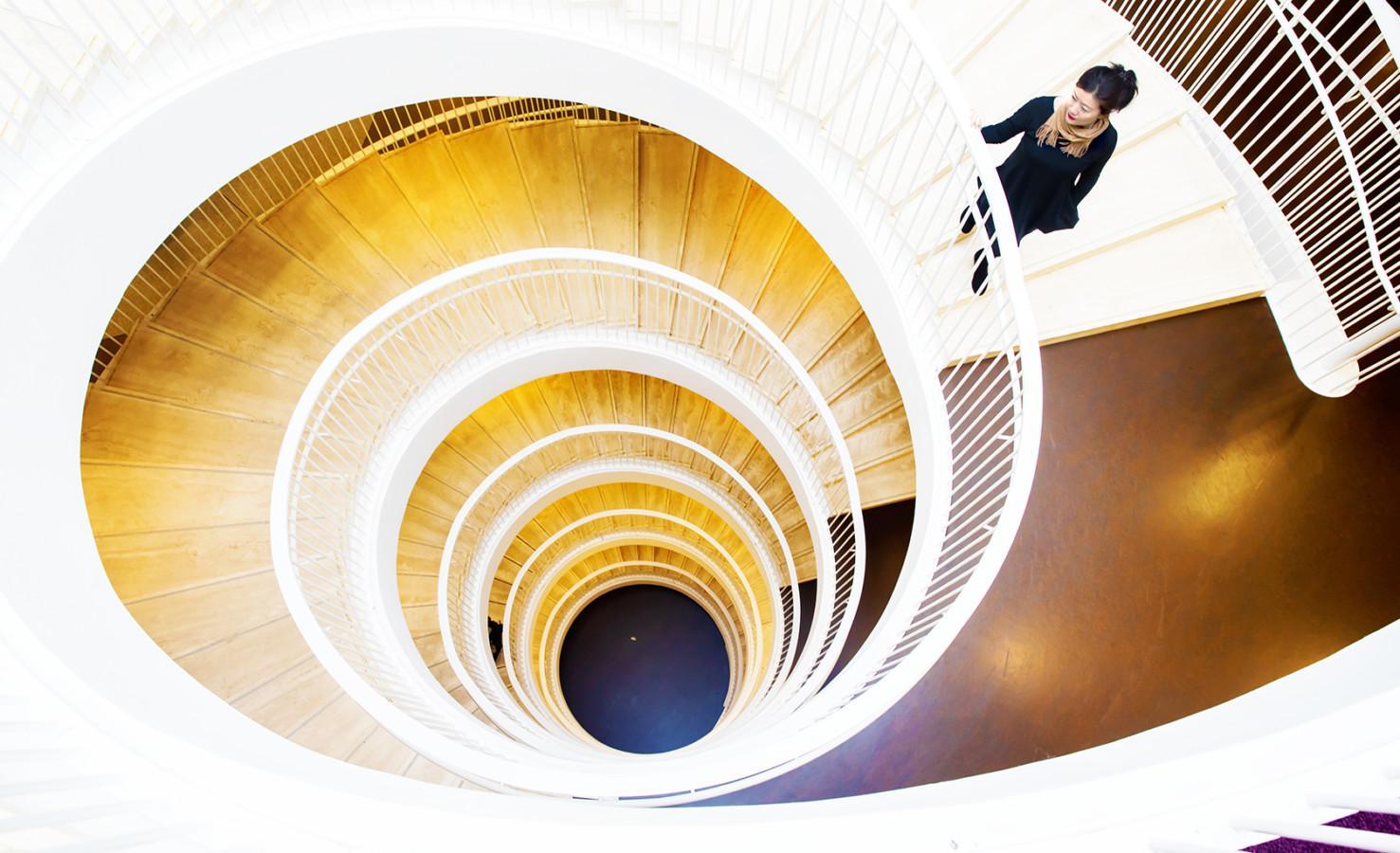 Kuva Helsinki Marketing: Yiping Feng ja Ling Ouyang.