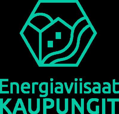 Energiaviisaat kaupungit -hankkeen logo