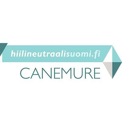 Canemure-hankkeen logo.