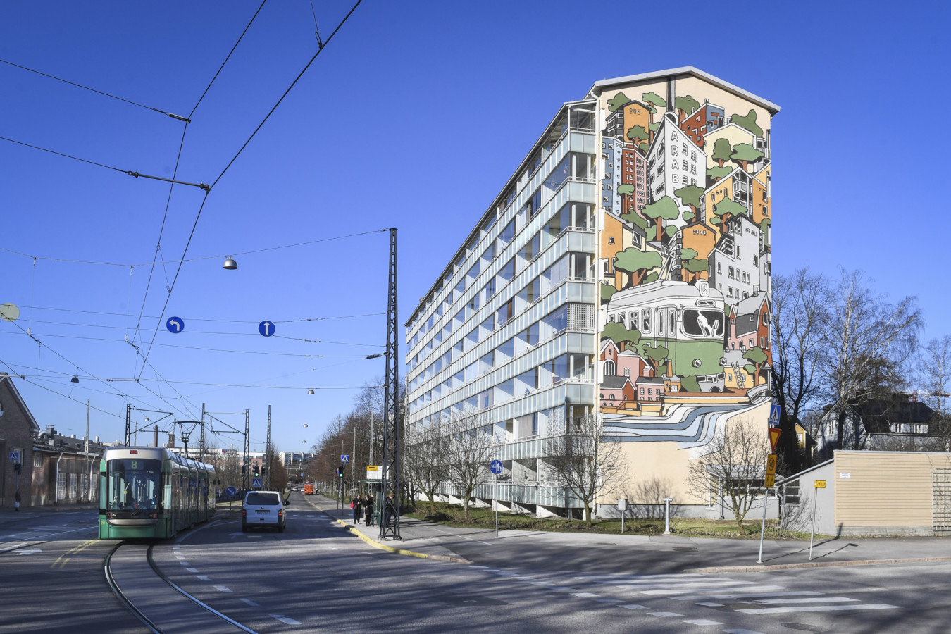 Helsingin kaupungin aineistopankki / Kimmo Brandt